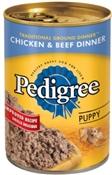 Pedigree Chicken & Beef Dinner Dog Food