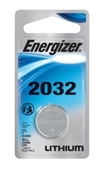 Coin Cell Battery, CR2032 Battery, Lithium, Manganese Dioxide, 3 V Battery