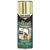 Specialty Gold Metallic Spray