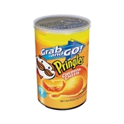 Pringles 84561 Potato Chips, 2.5 oz Can