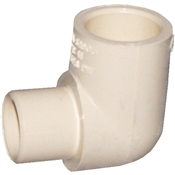 "1/2"" CPVC 90 Degree Street Elbow"