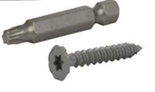 "1-1/4"" #9 Rock-ON Hilo Screws for Cement Board"