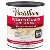 Varathane Black Wood Grain Enhancer, 1 Quart