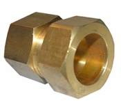 "7/8"" Compression x 3/4"" Female Pipe Thread Adapter"