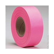 150' Flag Tape Glo Pink