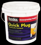DAP Quick Plug 14090 Hydraulic and Anchoring Cement, Gray, 10 lb Pail
