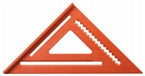 "7"" Structo Rafter Angle Square GloOrange"