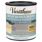 Varathane Weathered Wood Accelerator, 1 Quart