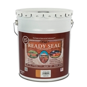 Exterior Wood Stain and Sealer, Natural Cedar, 5 Gallon