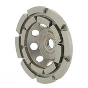 "24 Grit, Double Row Diamond Cup Wheel, 4"""