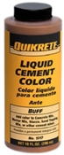 Cement Color Buff Liquid 10  Ounce
