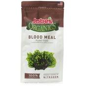 Dry Plant Fertilizer, Blood Meal Organic, 3 lb Bag