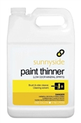 Sunnyside Specs Paint Thinner Bottle 1 Gallon