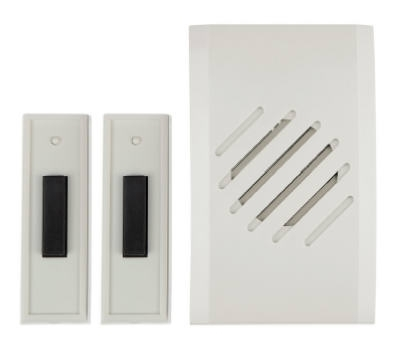 Plug-In Door Chime With 2 Buttons