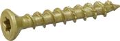 """Multi-Material Exterior Screw, #8 x 1-1/4"""", 30-Count pack"""