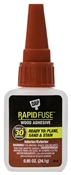RapidFuse Wood Adhesive, Clear, 0.85 Oz