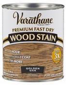 Varathane Fast Dry Golden Oak Wood Stain Qt