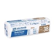 """R38 13"""" x 16"""" Kraft Faced Fiberglass Insulation"""