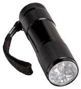 Ultra Value 9 LED Flashlight