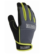 Synthetic Leather Glove, HiPerformance, L