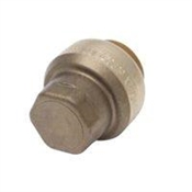 "1/2"" Copper End Stop"