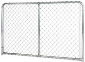 6' x 4' Economy Chain Link Kennel Panel