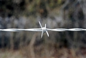 Tuf-Mac Barbed Wire 4 Point 12-1/2 Gauge