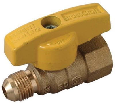 Shop 3 8x1 2 Quot Gas Valve At Mccoy S