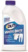 White Brite Wb30N Laundry Whitener, 30 Oz, Bottle, White, Free-Flowing Powder