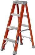 4' Fiberglass Type IA Step Ladder