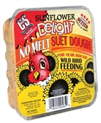11.75OZ Sunflower Delight Suet Dough Cake