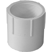 "1-1/4"" Female Adapter Schedule 40 PVC"