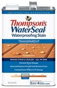 Waterproofing Stain, Woodland Cedar, 1 Gallon