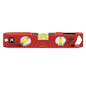 "10"" Magnetic Cast Toolbox Level with Plumbsite"