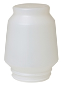 Screw On Poultry Jar - 1 Gallon