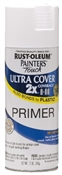 2X Painter's Touch Spray Paint White Primer