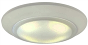 "7"" Round Flush Mount Indoor/Outdoor LED Ceiling Light"