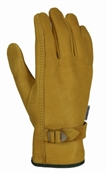 Master Rancher, Medium, Men's, Tan, Premium Cowhide Leather Work Glove