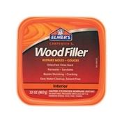 Elmers E842L Paintable Wood Filler, 1 qt