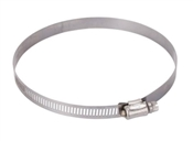 Hose Clamp, #80, Stainless Steel