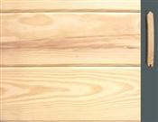 """1""""x6""""x12' #2 Southern Pine #122 Siding"""