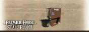 Premier Horse Stall Feeder - Brown