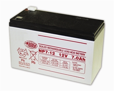 Gate Opener Replacement Battery 12 Volt