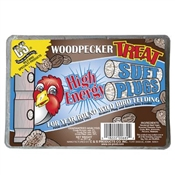 12OZ Woodpecker Treat Suet Plug