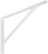 """16"""" X-Heavy Duty Shelf Bracket, White"""