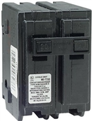 Square D Homeline HOM240CP Miniature Circuit Breaker, 120/240 V, Fixed Trip, Plug-In Mounting