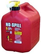 No Spill 5 Gallon Gasoline Can