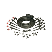 Rain Bird PATIOKIT Patio Watering Kit, 40-Piece