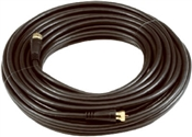 50', Black, RG6 Coaxial Cable,