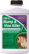 Bonide Stump-Out 274 Stump And Vine Killer, 8 Oz, Bottle, Gold Yellow, Liquid